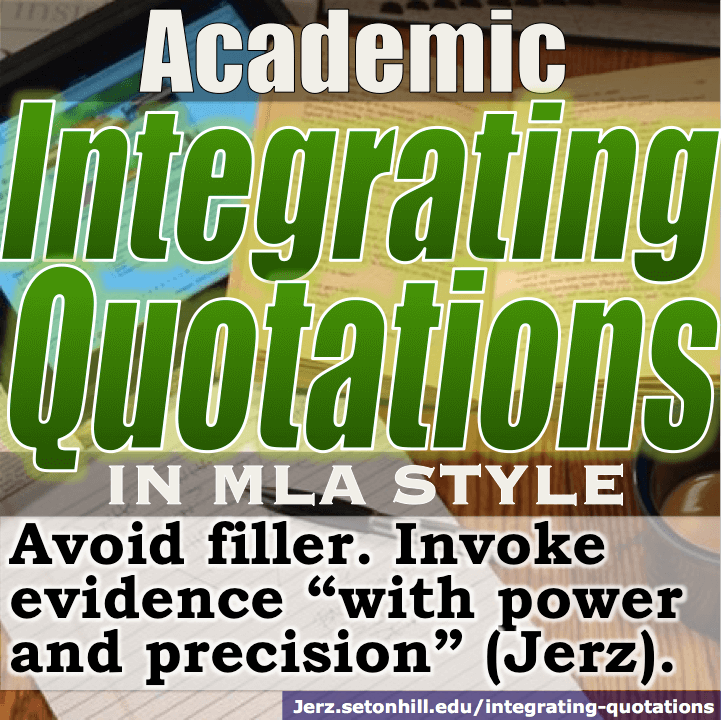 Integrating Quotes: Citing Sources Effectively in Academic Papers